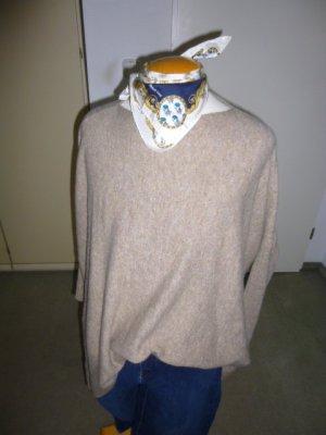 Long Sweater beige-camel