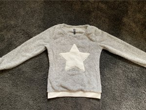 Colours of the World Christmasjumper light grey-white polyester