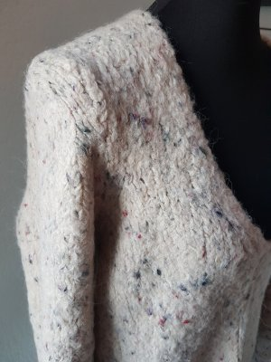Kuscheliger Pulli mit Alpaka-Anteil