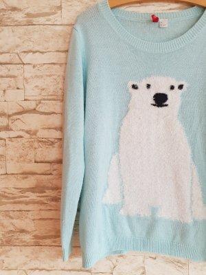 Kuscheliger Pullover Eisbär