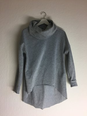 Kuscheliger Pullover mit XXL - Kragen