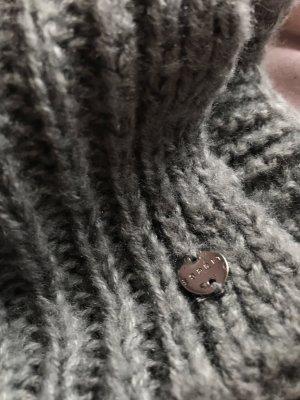 Esprit Bufanda de punto gris