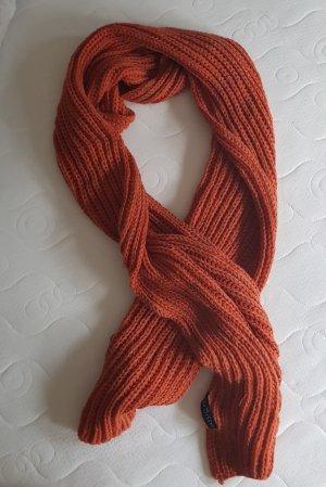 Kuscheliger Schal von SassyClassy in Orange - neu!