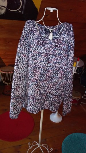 Takko Knitted Sweater multicolored