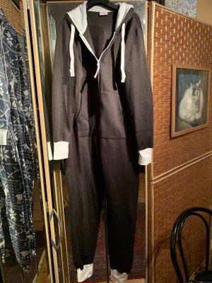 Crazy Outfits Tenue pour la maison noir-blanc
