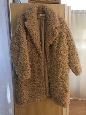 H&M L.O.G.G. Chaqueta de invierno beige-camel