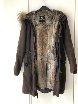 Jenifer Julia Winter Coat multicolored