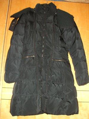 Zero Manteau en duvet noir