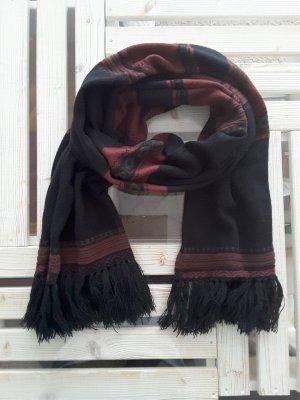 Mint&berry Bufanda de lana multicolor Algodón