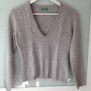 Kuscheliger Wollpullover von Benetton
