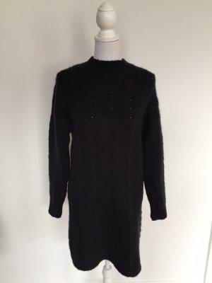 Asos Gebreide jurk zwart