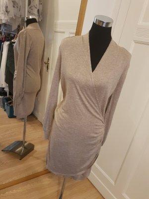 Apart Knitted Dress beige
