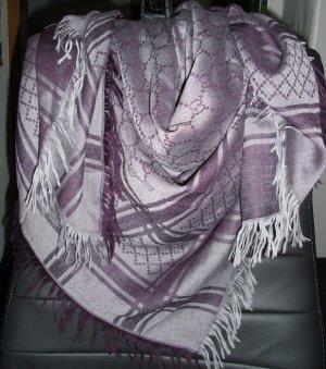 Gucci Fazzoletto da collo multicolore Tessuto misto