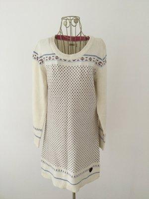 Kuscheliges Winterkleid mit Herzchen-Muster von Roxy