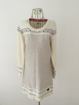 Roxy Sweaterjurk veelkleurig Acryl