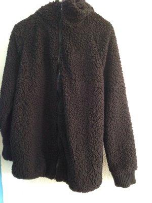 Kuscheljacke Teddyjacke Oversized jacke zu verkaufen