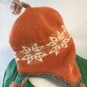 Conte of Florence Chapeau en tricot multicolore laine