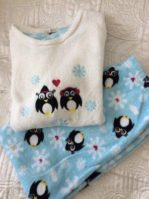 Kuschelpyjama für den Winter