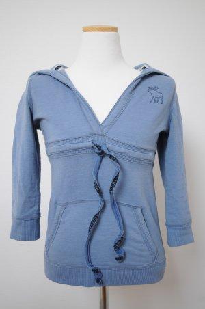 Abercrombie & Fitch Blusa con capucha gris pizarra