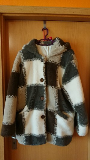 Cappotto invernale multicolore