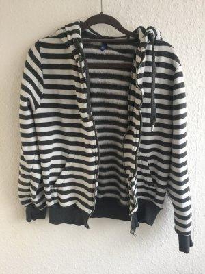 Kuschlige Sweatshirt Jacke
