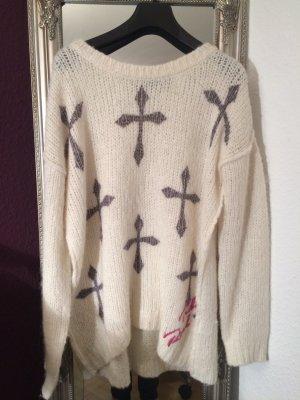Kuschliger Alpaka Pullover