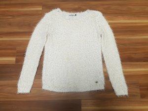 kuschliger Damen Pullover von Only Gr. S in weiß