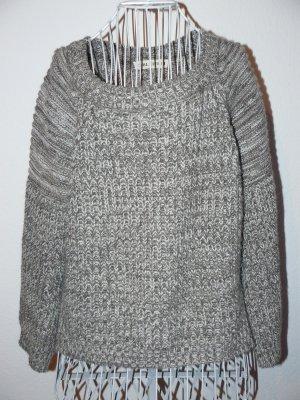 Kuschliger grobstrick Pullover von Bleifrei