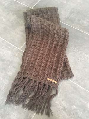 Barts Scarf dark brown
