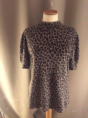 Kuschliger Leopardenpulli von Zara
