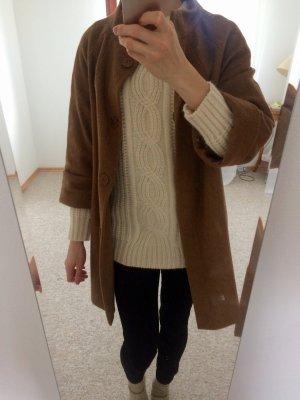 Kuschliger Oversize Mantel