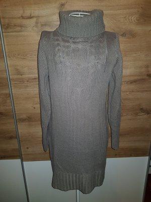 Kuschliger warmer Rollkragenpullover lang  36/38
