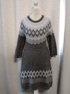 Esprit Vestido de lana multicolor