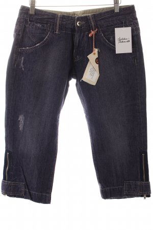 Kuyichi 3/4 Jeans lila Casual-Look