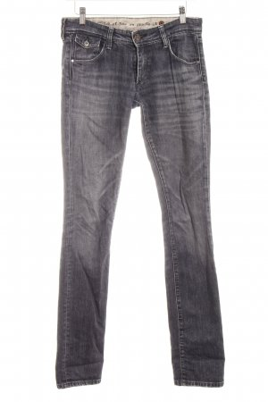 Kuyichi Boot Cut Jeans grau Casual-Look