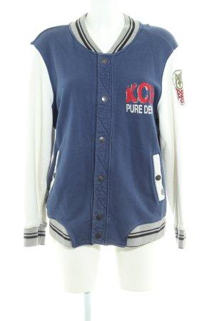 Kuyichi College Jacket multicolored boyfriend style
