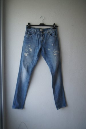 Kuyichi Jeans destroyed look Billy hard done W25 L32
