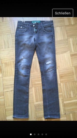 Kuyichi Jeans, grau, tolle Waschung
