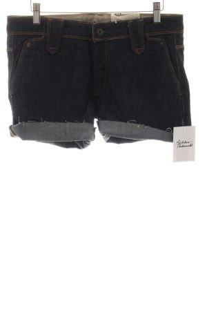"""Kuyichi Shorts """"Polly"""" dunkelblau"""