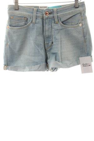 "Kuyichi Shorts ""Roxette"" hellblau"