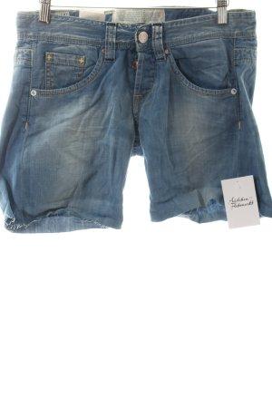 "Kuyichi Shorts ""Sugar"" hellblau"