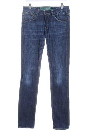 Kuyichi Skinny Jeans blau Casual-Look