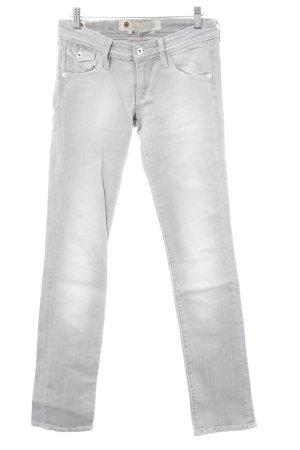 """Kuyichi Slim Jeans """"Lisa 54-02"""" hellgrau"""