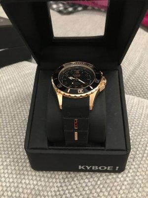 Kyboe Uhr Giant 40 schwarz