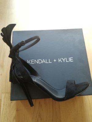 Kylie + Kendall High Heels 38 Leder