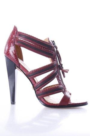 LAMB sandals dark