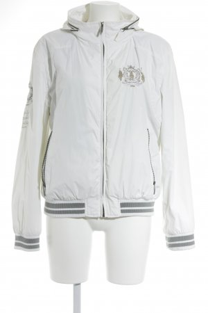 L'Argentina Übergangsjacke weiß-creme Casual-Look
