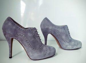 L ' AUTRE CHOSE Ankle Boots / Suede Booties * Schuhe * Stiefeletten gebraucht kaufen  Wird an jeden Ort in Deutschland