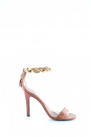 L'Autre Chose High Heel Sandaletten mehrfarbig Party-Look