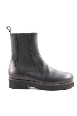 L'Autrechose Chelsea Boots schwarz Casual-Look